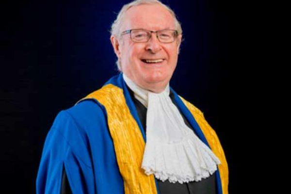 Image of Mr Justice Hayton
