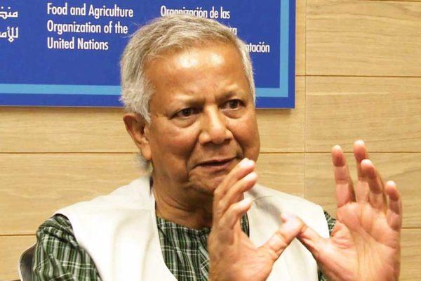 Image of Muhammad Yunus