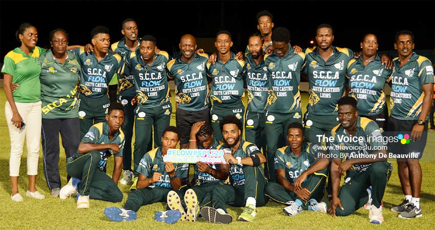 Image: Defending champions, South Castries will open their campaign against Mon Repos Pioneers. (PHOTO: Anthony De Beauville)