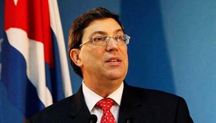 Image of His Excellency Bruno Rodriquez Parrilla