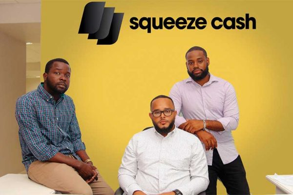 Image of the The Squeeze Cash team.