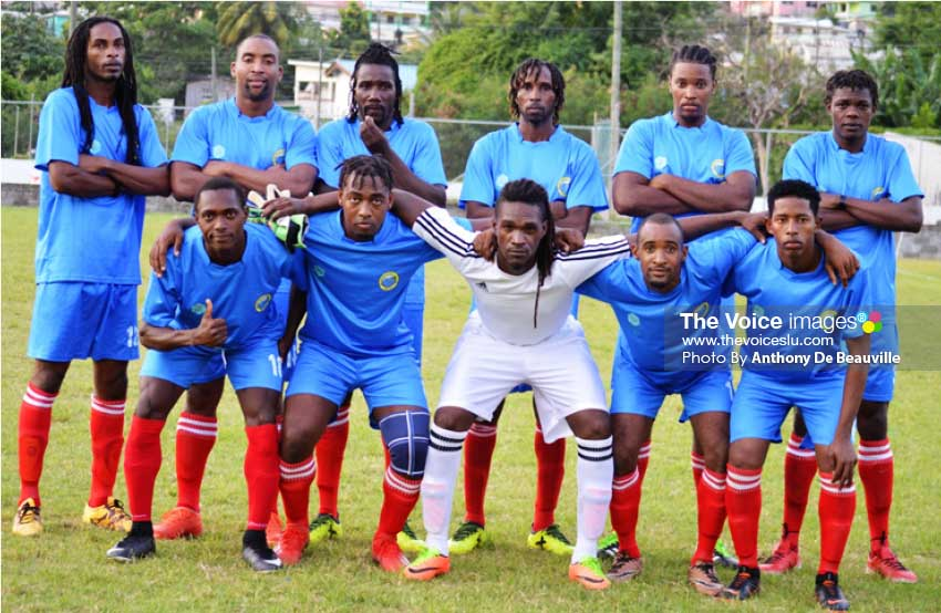 Image: Canaries Island Cup Team 2019 remain unbeaten. (PHOTO: Anthony De Beauville)