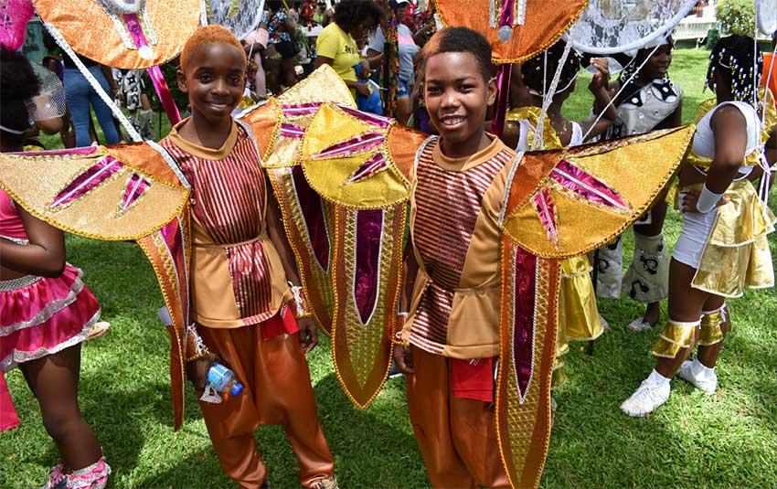Image of Carnival brotherhood.