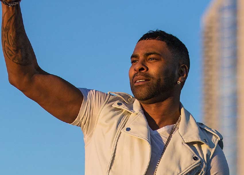 Image of Ginuwine will add R&B vibes to the occasion.