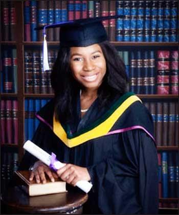 Image of Saint Lucian native Lisa-Monique Edward