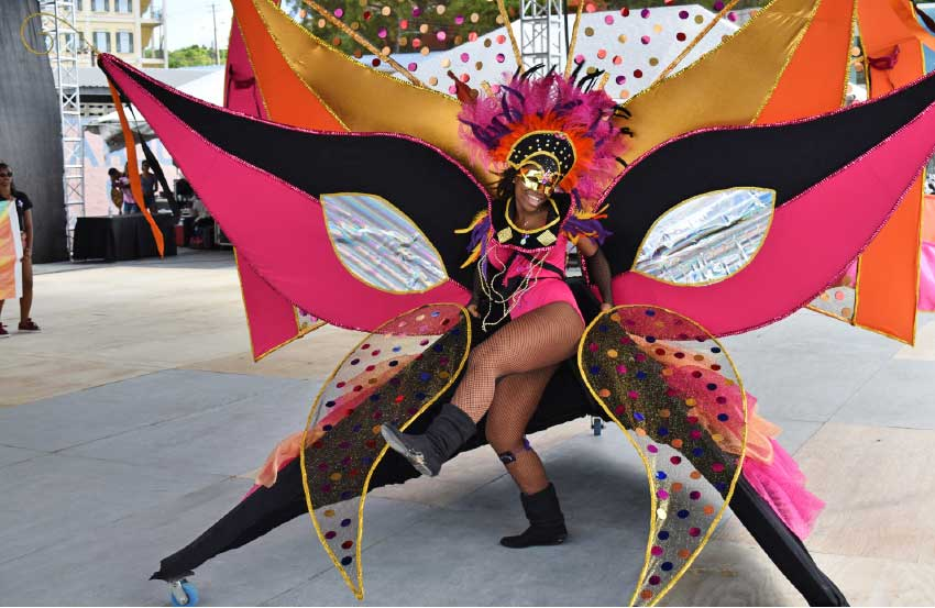 Image: This weekend leads right into the culmination of the carnival season on Monday and Tuesday, but carnival related events continue until late August.