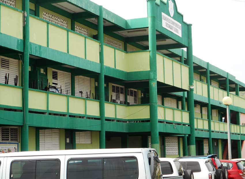 Image of the Beanfield Secondary School