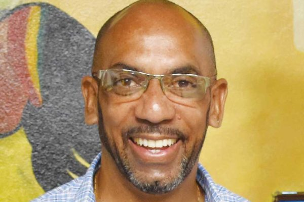 Image of Colin Weekes, Director of the Caribbean Youth Film Festival