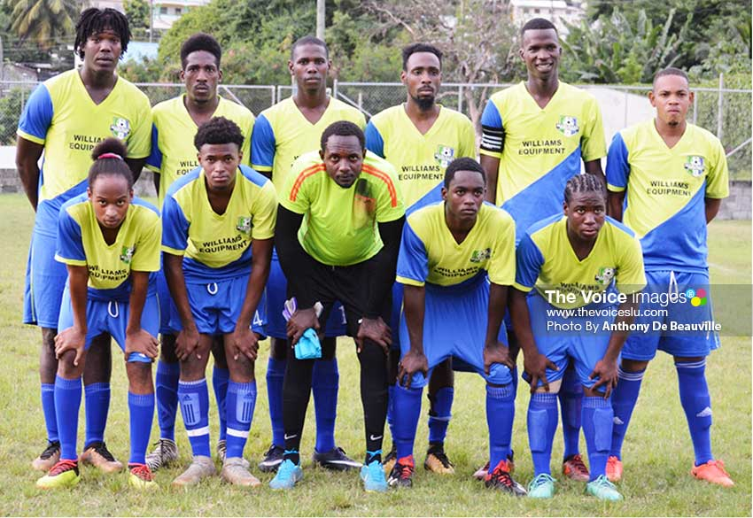 Image: Sports 2019 – SLFA Island Cup Action 2019 - Marchand (Photo: Anthony De Beauville)