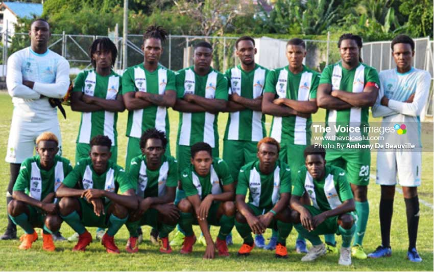 Image: Sports 2019 – SLFA Island Cup 2019 – VFS – Vieux Fort South (Photo: Anthony De Beauville)