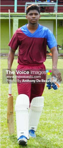Image: Dhan Raj Chaz Cepal has left a mark on the game of cricket that needs no embellishment. (Photo: Anthony De Beauville)