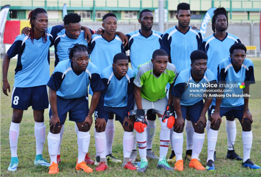 Image: Sports 2019 – SLFA Island Cup Action 2019 – Mabouya Valley (Photo: Anthony De Beauville)