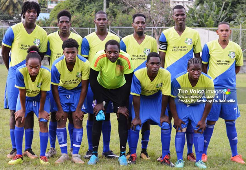 Image: SLFA Island Cup defending champions Marchand all set to seek revenge after their 2-1 defeat against VFS in the Blackheart tournament. (PHOTO: Anthony De Beauville)