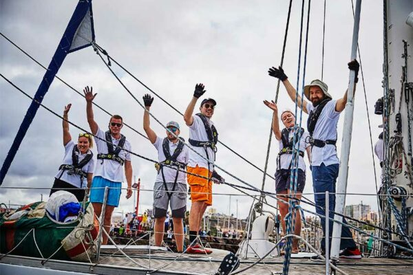Image: ARC participants all set and ready for action. (Photo: WCC / James Mitchell)