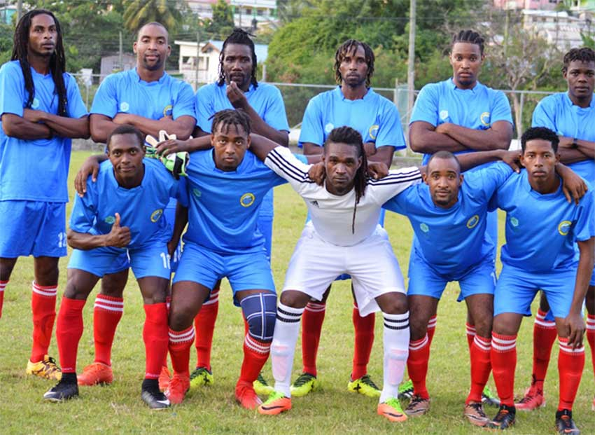 Image: Canaries had a 4-3 win over Mabouya Valley. (PHOTO: Anthony De Beauville)