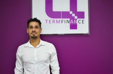 Image of Jaden Charles, Country Manager of Term Finance (St Lucia).