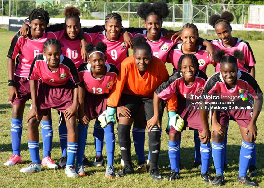 Image: The National Under 15s will play Central Castries. (PHOTO: Anthony De Beauville)