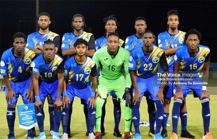 Image of Team Saint Lucia.