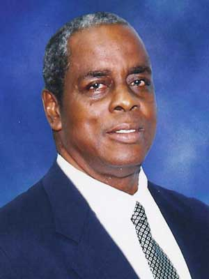 Image of National Workers Union President General, Tyrone Maynard.