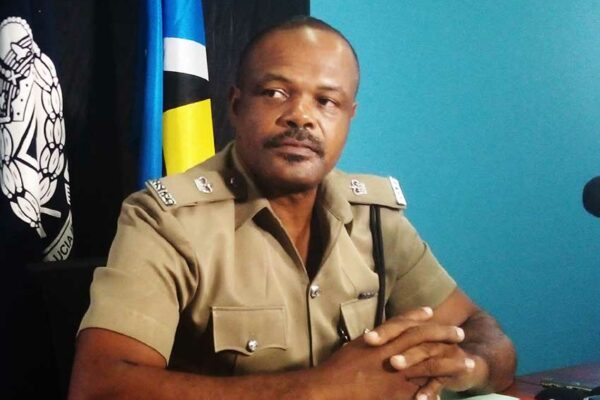 Image of George Nicholas, Superintendent of Police with Responsibility for Territorial policing