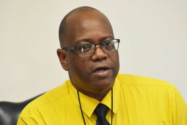 Image of Robert Fevrier, Executive Manager for Marketing and Public Relations at 1st National Bank Limited