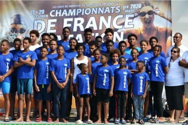 Image: SJ 2- Seajays contingent in Martinique. (Photo: SJ)