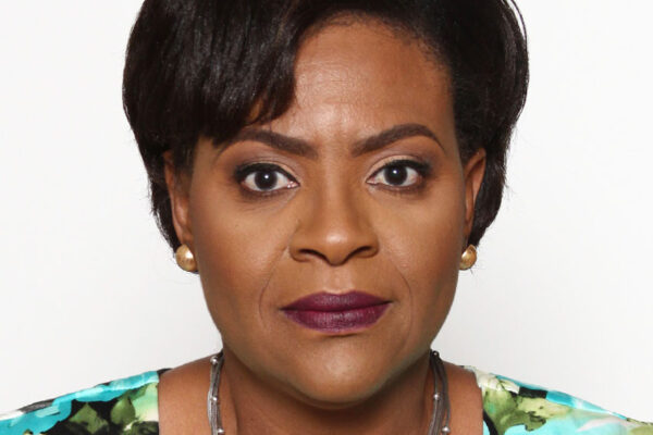 Image of newly appointed President of the Bankers Association of Saint Lucia Carol Mangal.
