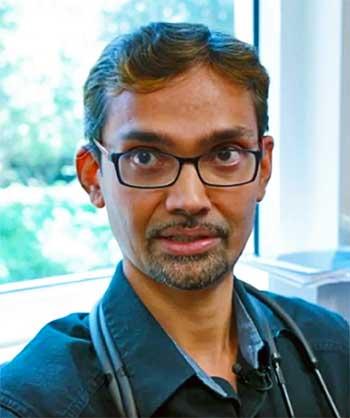 Image of Dr.SripadhUpadhy, Paediatric Cardiologist, Health City Cayman Islands.