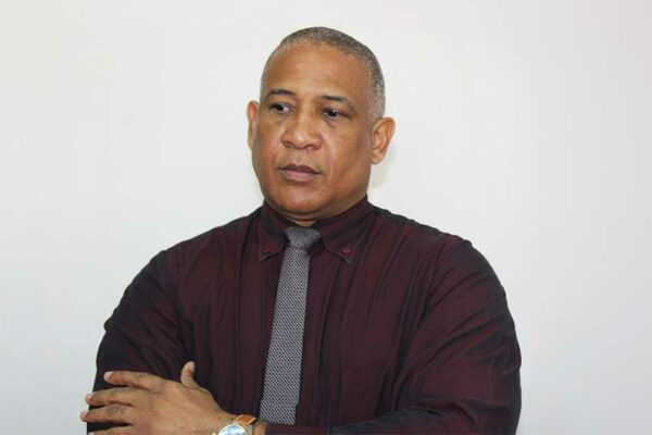Image of Castries South parliamentarian Ernest Hilaire