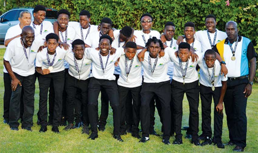Image: National Under 17 football team . (PHOTO: SA/ Anthony De Beauville)