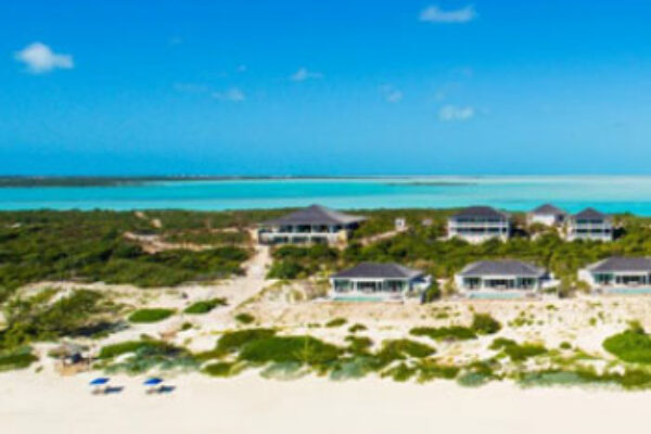 Image: Sailrock Resort is South Caicos' premier luxury resort; nestled along the pristine beaches of the Caribbean Sea