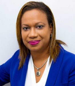 Image of Sunita Daniel, CEO of Export Saint Lucia.