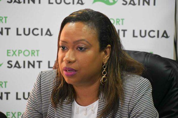 Image of Sunita Daniel, CEO of Export Saint Lucia