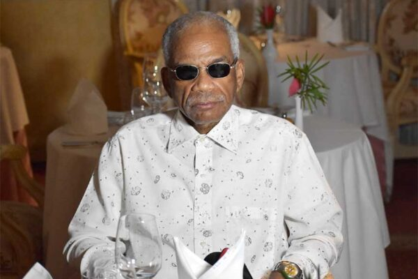 Image of Anthony Avril, Executive Director of the St Lucia Blind Welfare Association.