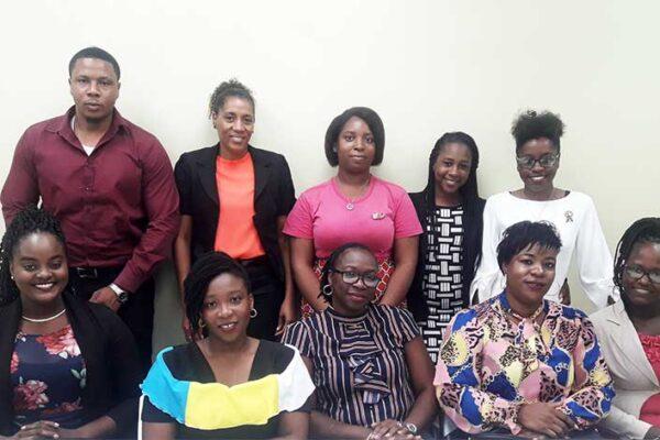 Image of recipients of Junior Life Programme Scholarship.