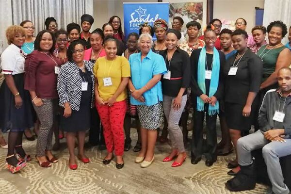 Image: Teachers from 12 secondary schools from across the island participated in a workshop offered by Hands Across the Sea in collaboration with the Sandals Foundation.