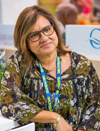 Image of President of CHTA Patricia Affonso-Dass.