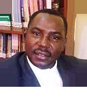 Image of Rev. Seth Ampadu, Superintendent Minister Methodist Church St Lucia.