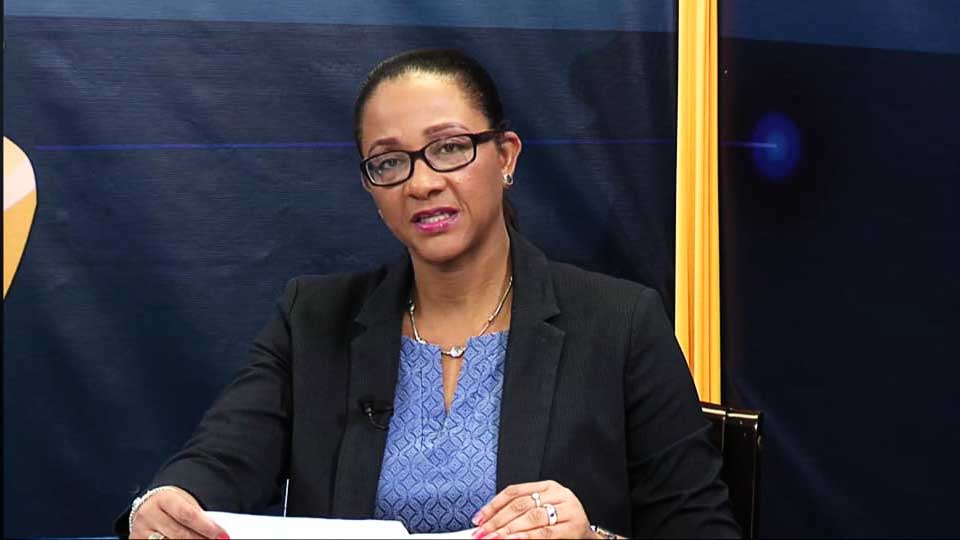 Image of Chief Medical Officer (CMO) Dr. Sharon Belmar-George