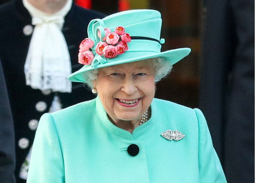 Image of Her Majesty Queen Elizabeth the Second.