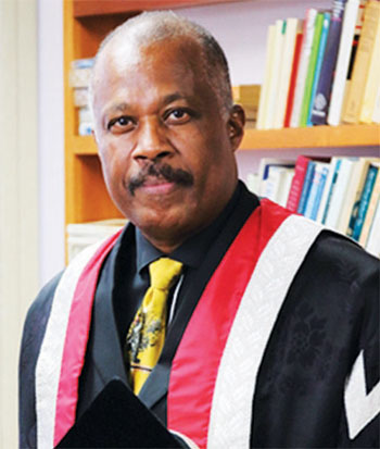 Image of UWI Vice Chancellor, Professor Sir Hilary Beckles.