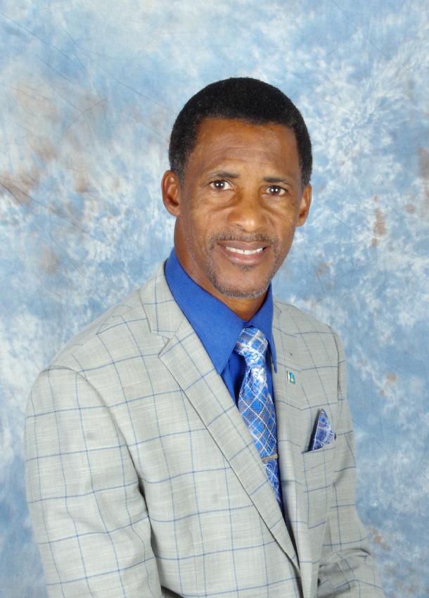 Image of Pastor Ben