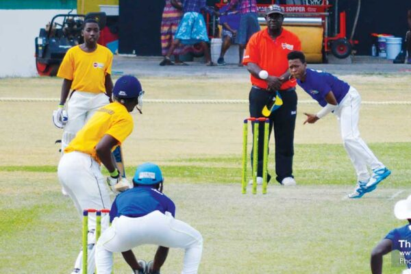 Image: Saint Lucia's Under 19 cricketers will miss out on competitive cricket for the second time this year due to COVID-19. (PHOTO: Anthony De Beauville)