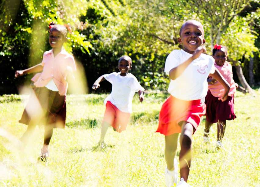 Image: The Sandals Foundation mobilizes projects in the core areas of education, community and the environment. Since its inception in 2009, the Foundation has implemented projects and programmes at a value of USD $70 million.