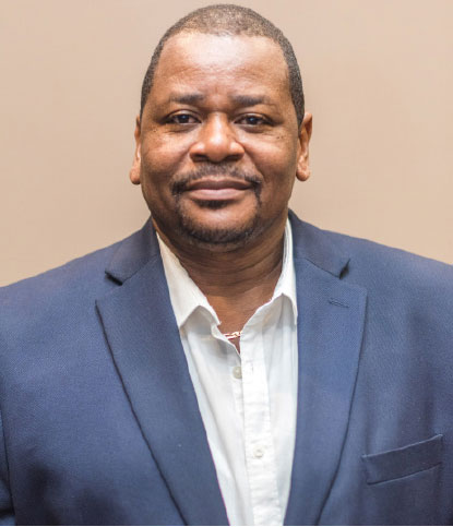 Image of Mr. Vincent Gordon, Managing Director of Unicomer (OECS) limited