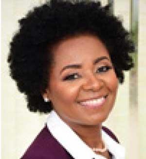 Image of Karen Peter, Managing Director of Caribbean Metals Ltd