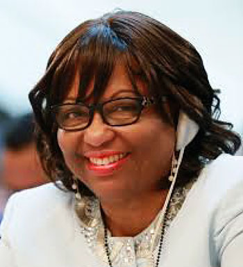 Image of PAHO Director, Carissa F. Etienne