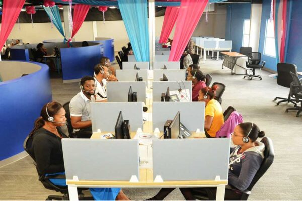Image of Itelbpo office facility.