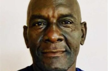 Image of legendary football coach - St.Croix 'Vasso' Albert. (Photo: Anthony De Beauville)